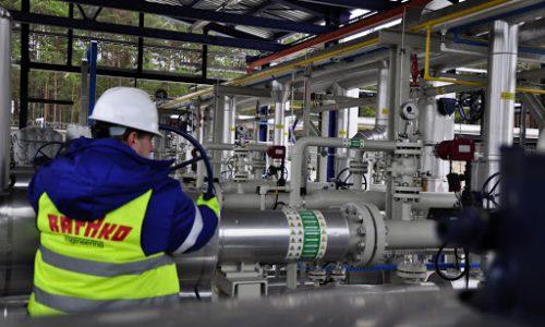 Wykonawstwo układów i instalacji technologicznych Oil & Gas